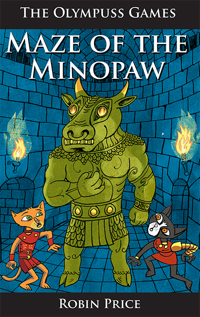 Maze of the Minopaw
