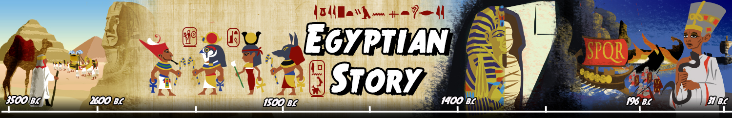 Write about ancient Egypt