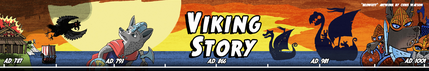Write your own viking story
